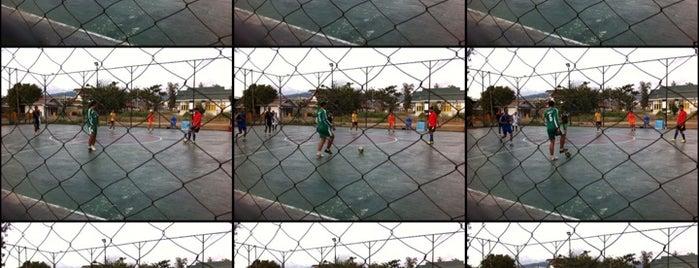 Lapangan Futsal Kota Palu is one of Connecting me...   .