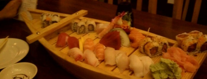 Fuji Japanese Steakhouse & Sushi is one of Top 10 dinner spots in Romeoville, IL.