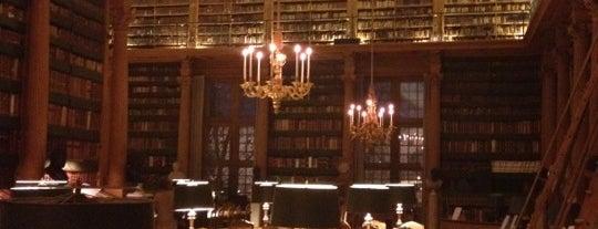 Bibliotheque Mazarine is one of Paris-to do.