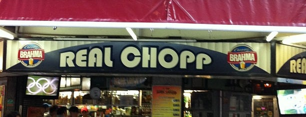 Real Chopp is one of After-beach Type of Hungry.