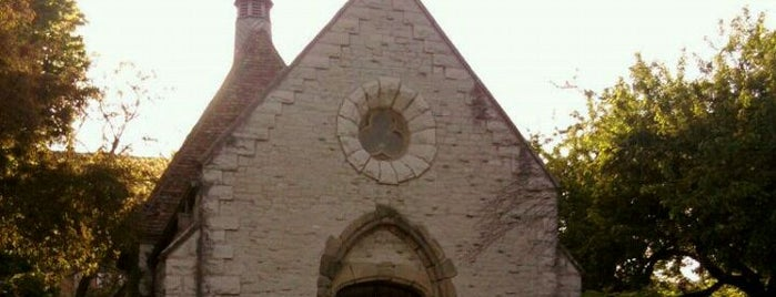 St. Joan of Arc Chapel is one of Be The Difference (Marquette University).