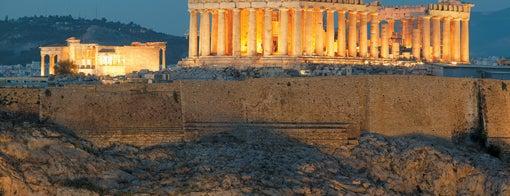 Ακρόπολη Αθηνών (Acropolis of Athens) is one of Favorite Spots in Athens.