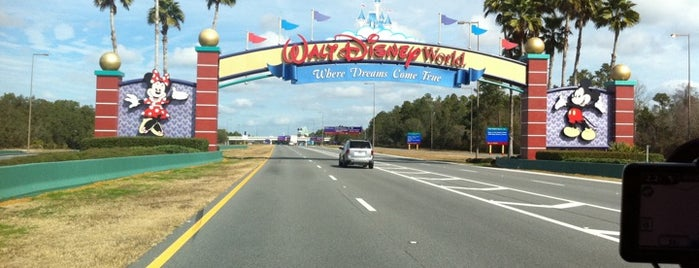 Walt Disney World Main Entrance is one of Disney World.