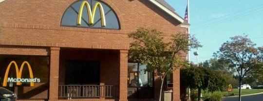 McDonald's is one of Must-visit Food in Grand Rapids.