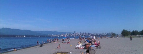 Spanish Banks is one of The best spots in Vancouver, BC! #4sqCities.