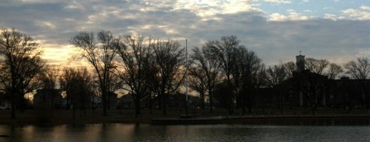 "Baisley Pond Park is one of ""Be Robin Hood #121212 Concert"" @ New York!."