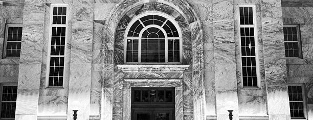 Candler Library - Emory is one of Places I Go!.