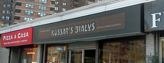 Kossar's Bialys is one of NYC Shortlist.