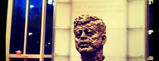The John F. Kennedy Center for the Performing Arts is one of Must see places in Washington, D.C..