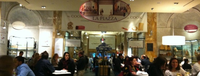 Eataly NYC is one of Eating New York City.