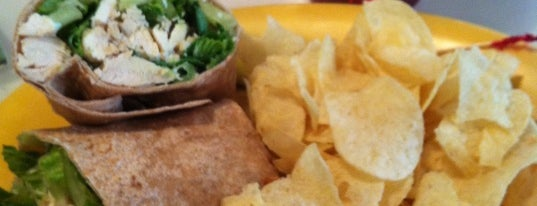 McAllister's Deli is one of New Places to Eat.