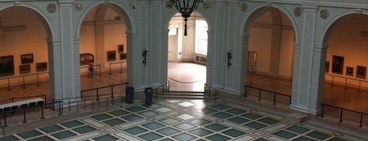 Brooklyn Museum is one of OSL Performance Venues.