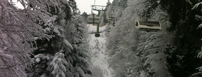 Paganella Ski Area is one of Sport.