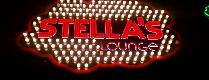 Stella's Lounge is one of Video Game & Gamer Bars.