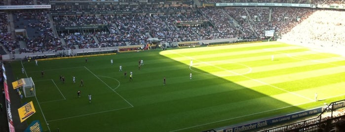 Borussia-Park is one of Best Stadiums.