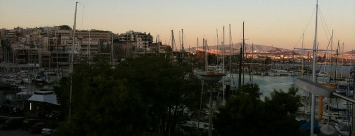 Yacht Club of Greece is one of Must-visit Great Outdoors in Piraeus.