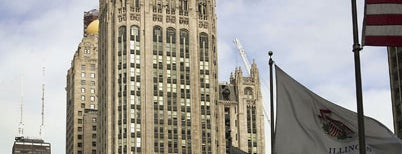 Tribune Tower is one of All TIP.