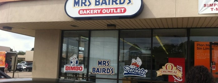 Mrs. Baird's Bakery Outlet is one of My Favorites.