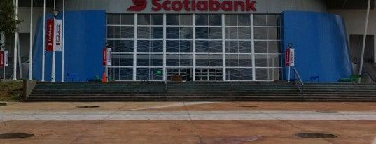Centro Acuático Scotiabank is one of Instalaciones / Venues.
