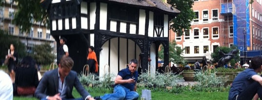 Soho Square is one of Best Parks In London.