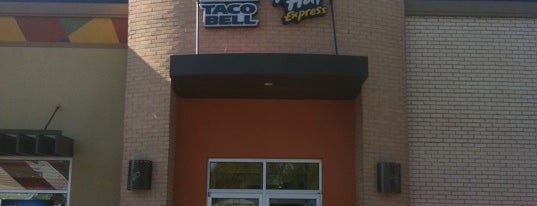 Taco Bell is one of Just Everyday Places.