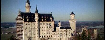 Schloss Neuschwanstein is one of Maravillas del mundo.