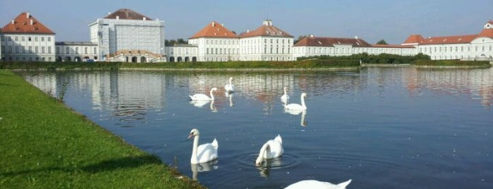 Nymphenburg Palace is one of Munich Sights.