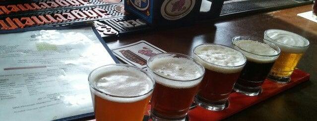 Wild Mountain Smokehouse & Brewery is one of Colorado Breweries.
