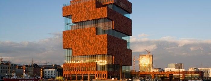 MAS I Museum aan de Stroom is one of Guide to Antwerp's best spots.