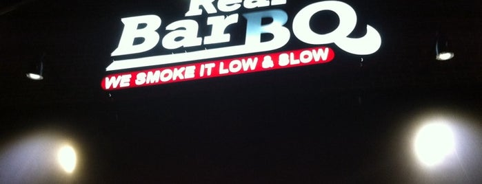 Real BarBQ is one of Must-visit Food in Detroit.