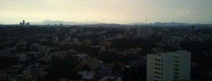 Para ver la ciudad desde las alturas