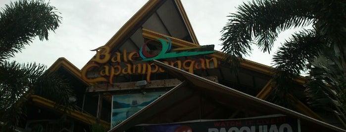 Bale Kapampangan is one of Restaurants.