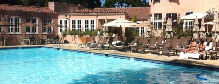 Fairmont Sonoma Mission Inn & Spa is one of californouze.