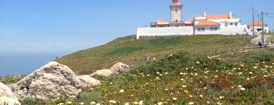 Cabo da Roca is one of TOP 10: Favourite places of Lisbon coast.