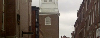 The Old North Church is one of Aquariums, Museums and Zoos in Boston.