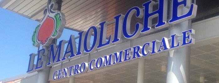Centro Commerciale Maioliche is one of preferiti.
