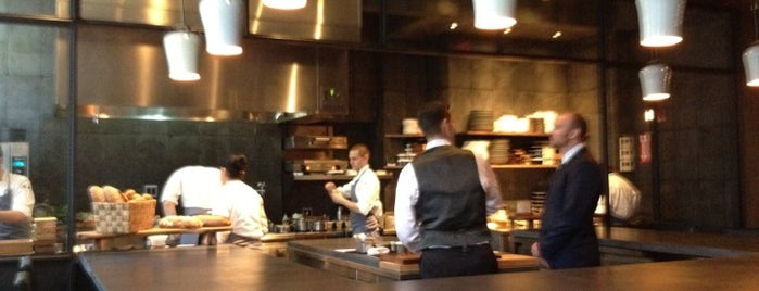 Atera is one of NYC Restaurants: To Go Pt. 2.