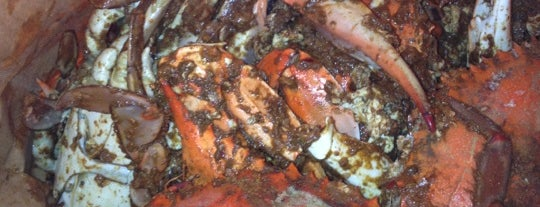 Kent Island Crab Co. is one of Sassy's Favorites.