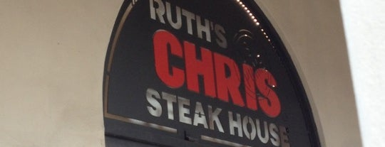 Ruth's Chris Steak House is one of Baton Rouge Places to Eat.