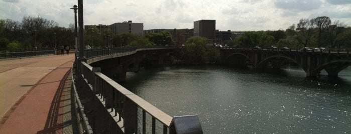 Lance Armstrong Bikeway is one of Great Spots for Cyclists in Austin.