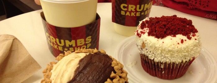 Crumbs Bake Shop is one of Great local eats & hangouts.
