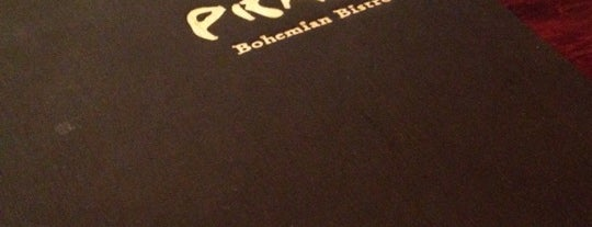 Bohemian Bistro Praha is one of Last Trail . . ..
