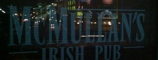McMullan's Irish Pub is one of Las Vegas City Guide.