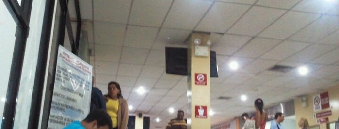 Aeropuerto Internacional Buena Ventura Vivas (STD) is one of Oscar's tips.