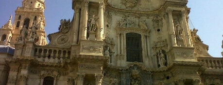 Catedral de Murcia is one of Catedrales de España / Cathedrals of Spain.