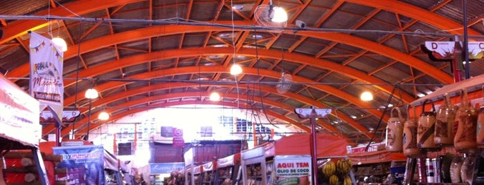 Mercado Municipal Antônio Valente is one of Campo Grande #4sqCities.