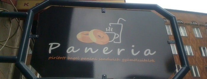 Paneria is one of Coffee.