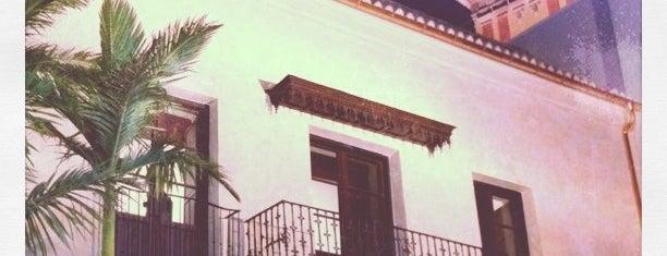 Museo Carmen Thyssen Málaga is one of Ruta por los mejores museos de Málaga Capital.