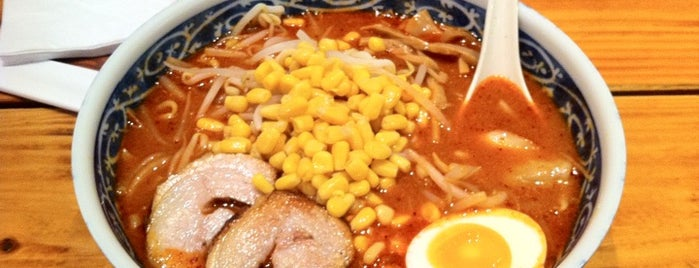 Ramen Setagaya is one of Favorite NYC haunts.