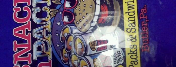 Snack n Pack is one of Eateries!.